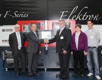 Ferromatik Milacron provides two Elektra 50 to Offenburg University of Applied Sciences