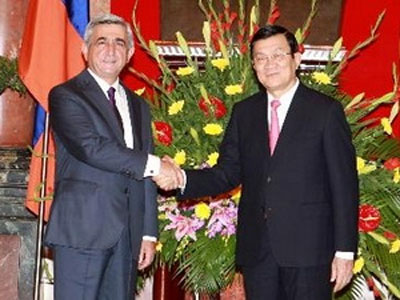 Vietnam aims to enhance bilateral tie with the US