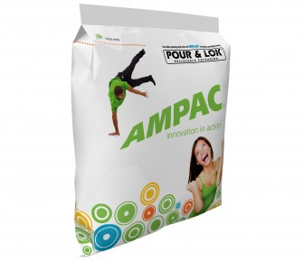 Ampac's Inno-Lok cites to save up 25% of zipper material