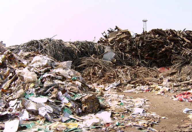 government urged to curb dumping of hazardous plastic scrap