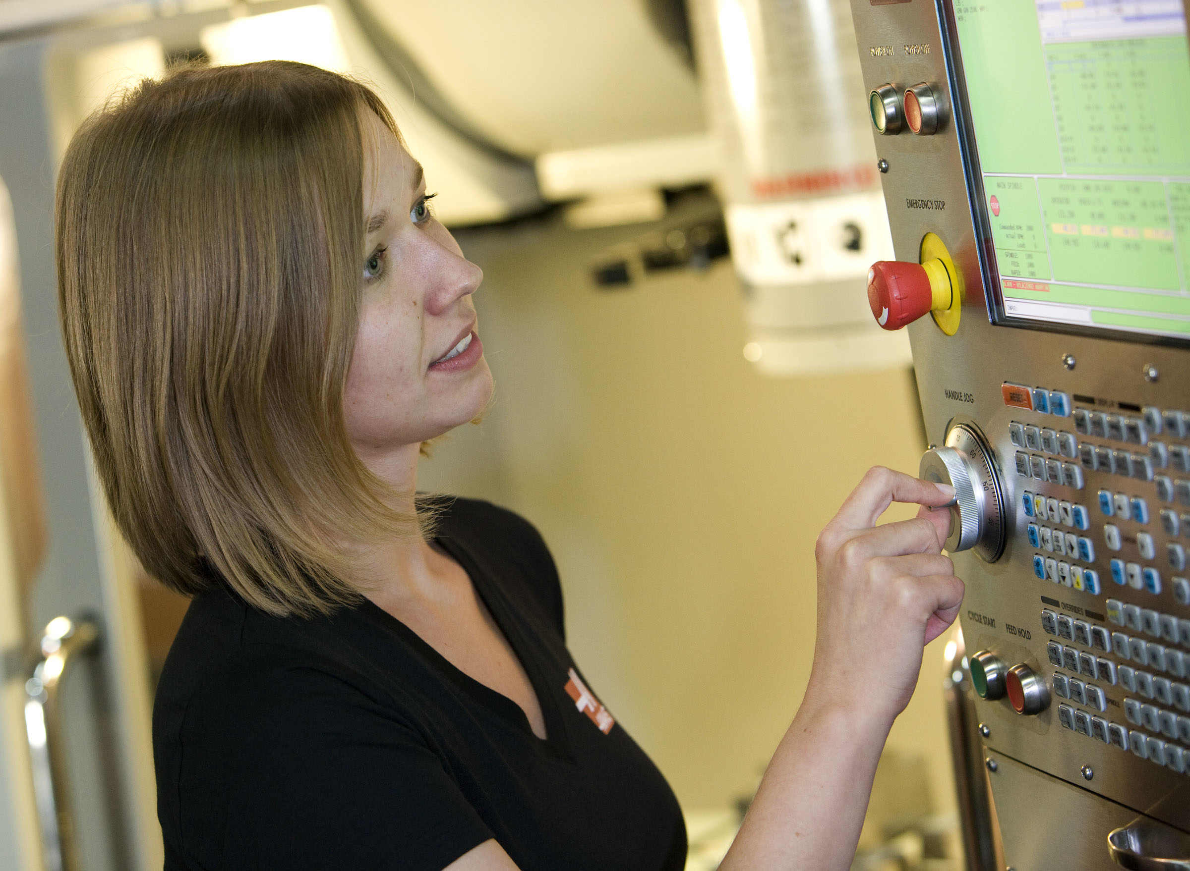 How to bring more women into the manufacturing workforce?