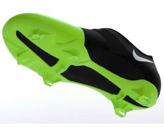 Merquinsa's Pearlthane ECO TPU helps creating Nike's lightest football boot