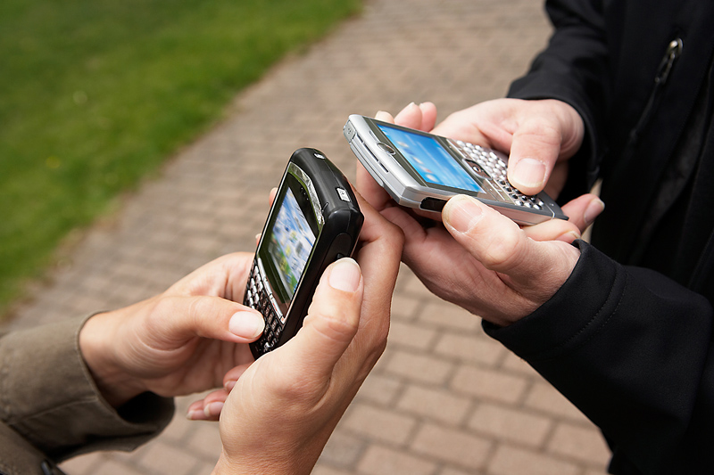 MOBILE MEDIA NOW PUT NPE2012 IN VISITORS' HANDS--LITERALLY