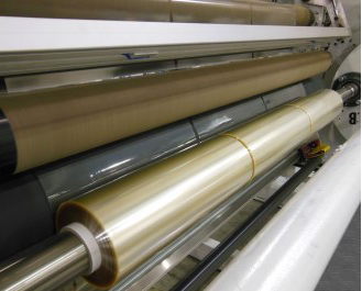 20% more output from Macro's upgraded PVC cling film extrusion line