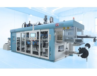 W M's new thermoforming machine series sold to US packaging company