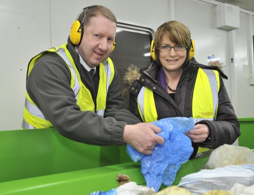 The John Lewis Partnership is developing a 'closed loop' waste plastics strategy in partnership with Liverpool-based recycler Centriforce Products