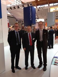 MBA partners ALBIS at Fakuma International Plastics Trade Show