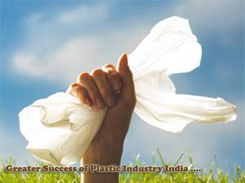 Greater Success of Plastic Industry India