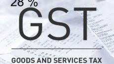 28 % GST