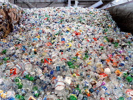 Recycled plastic resin to 'dispel market myths'