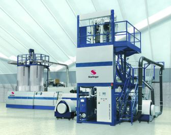 Starlinger to exhibit flexible woven plastic packaging solutions and recycling technology at NPE 2012