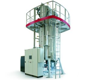 Starlinger displays deCON 50 decontamination dryer at Plast 2012