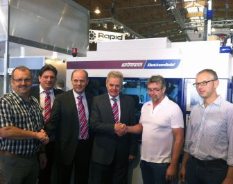 Wittmann Battenfeld received order for 14 three-component injection machines